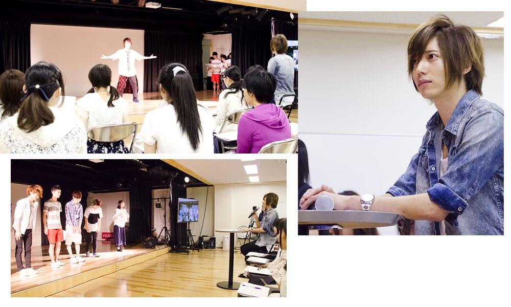 2.5次元演劇科体験入学に俳優【染谷俊之】さんがゲストに!当日体験レポ
