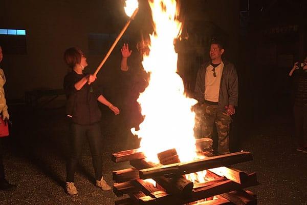 2016秋代アニネイチャー部キャンプ