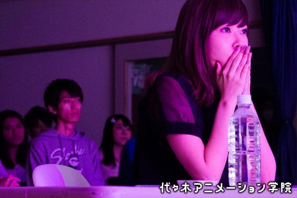 10月7日代々木アニメーション学院東京校に【指原莉乃】さんが来校