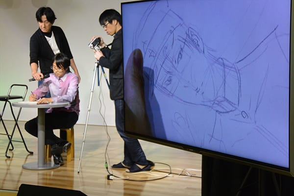 10月29日株式会社ネルケプランニング代表取締役会長・【松田誠】さん漫画家・【古屋兎丸】さんによるプレミアム講義を開催!