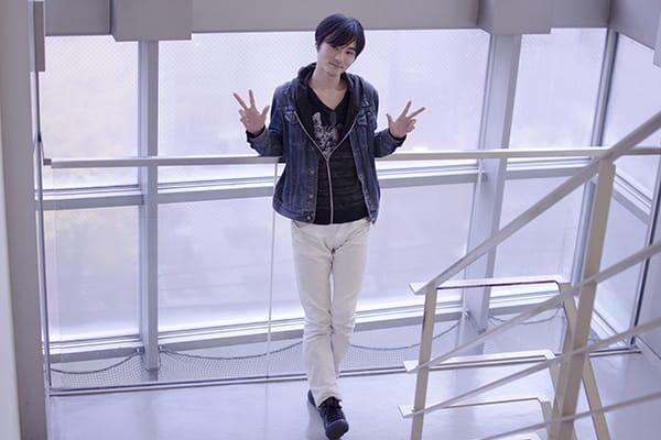 声優タレント科中尾僚佑君インタビュー