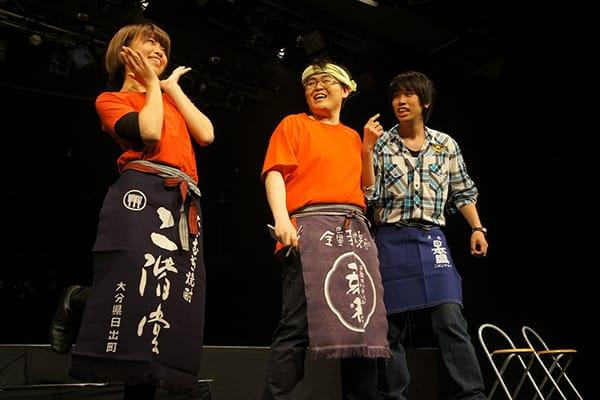 11/19(土)・11/20(日)大阪校声優タレント科の舞台公演&ライブが開催されました!