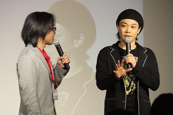 鈴木千尋さんが特別ゲストで来校