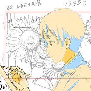 アニメ作画基礎作法